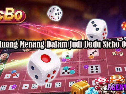 Peluang Menang Dalam Judi Dadu Sicbo Online
