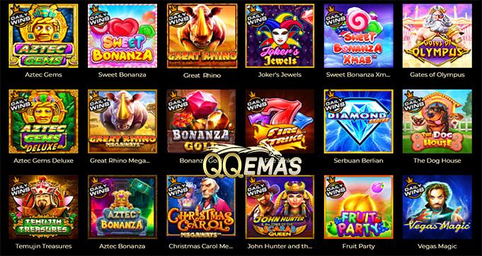 Rekomendasi Permainan Slot Pragmatic Play